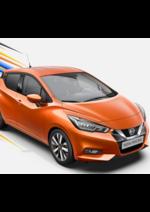 Catalogues et collections Nissan : Découvrez la nouvelle Nissan Micra