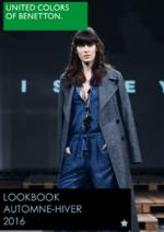 Promos et remises  : Lookbook Sisley automne hiver 2016
