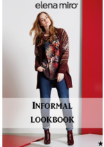 Promoções e descontos  : Informal lookbook
