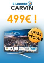 Bons Plans E.Leclerc : Offres Spéciales Téléviseur