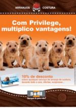 Promoções e descontos  : Programa Privilege