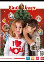 Catalogues et collections King Jouet : Feuilletez le catalogue de Noël 2016