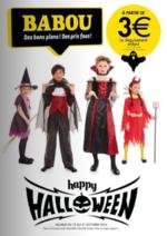 Promos et remises  : Halloween