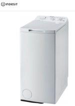Catalogues et collections Gitem : Lave-Linge top Indesit : 289,99€