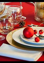 Catalogues et collections Alinéa : La sélection vaisselle pour les fêtes
