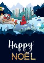Catalogues et collections Boulanger : Happy Noël, idées cadeaux