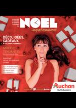 Prospectus Auchan : Noël impatiemment