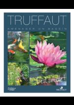 Catalogues et collections Truffaut : Aménager un bassin