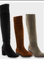 Catalogues et collections La Halle aux Chaussures : Bottes et cuissardes à partir de 35,99€