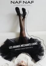 Promos et remises  : Les grands méchants looks