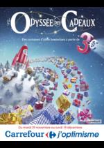 Prospectus Carrefour : L'odyssée des cadeaux
