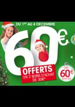 Bons Plans King Jouet : 2 bons d'achat de 30€ OFFERTS