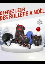 Catalogues et collections DECATHLON : Offrez leur des rollers à Noël