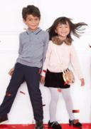 Catalogues et collections Marks & spencer Paris : Les tenues de fêtes pour  enfants
