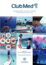 Catalogues et collections  : Club Med Destinations Soleil