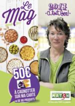 Journaux et magazines Match : Le Mag de janvier 2017