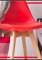 Catálogos e Coleções Espaço Casa : Vermelho é paixão !