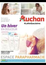 Prospectus Auchan : Un hiver en douceur