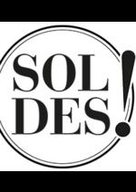 Promos et remises La Halle aux Chaussures : Les soldes commencent !