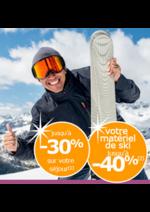 Promos et remises  : Ski you soon : offre spéciale hors vacances scolaires