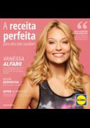 Jornais e revistas Lidl Coruche : A receita perfeita para uma vida saudável