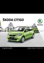Promos et remises  : Les tarifs de la Skoda Citigo