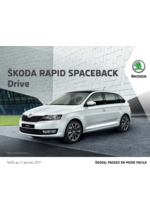 Promos et remises  : Découvrez la Rapid spaceback drive