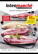 Prospectus Intermarché Contact : Spécial canard volaille
