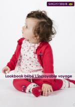 Catalogues et collections Sergent Major : Lookbook bébé L'incroyable voyage