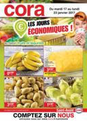 Prospectus Cora LONGEVILLE-LÈS-SAINT-AVOLD : Les jours économiques !
