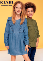 Catalogues et collections Kiabi : Lookbook Kids