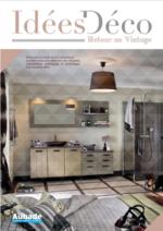 Catalogues et collections Espace Aubade : Idées Déco Retour au vintage