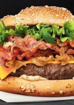 Catalogues et collections Quick : Savourez le suprême bacon avec 4 tranches de bacon