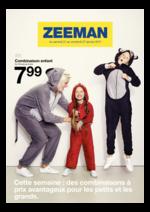 Prospectus Zeeman : Offres de la semaine