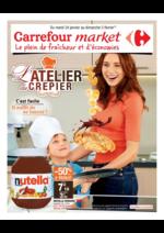 Prospectus Carrefour Market : L'atelier du crêpier