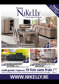 Prospectus Meubles Nikelly : Découvrez nos nouvelles collections !