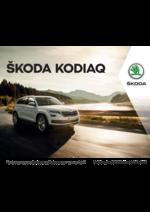 Tarifs Skoda : Les tarifs équipements de la Skoda kodiaq