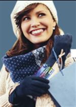 Catalogues et collections Banque Populaire : Carte Visa Facelia, ne passez plus à côté de vos coups de cœur