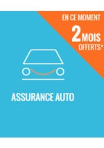 Bons Plans GMF : Assurance auto : 2 mois offerts