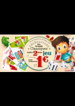 Bons Plans King Jouet : Votre deuxième jeu pour seulement 1€