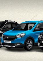 Catalogues et collections Dacia : Votre Dacia à partir de 3€ par jour