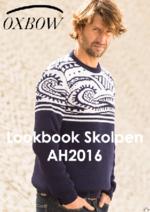 Promos et remises  : Lookbook Skolpen AH2016