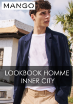 Promos et remises  : Lookbook homme Inner city