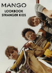 Catálogos e Coleções MANGO Caldas da Rainha : Lookbook Stranger kids