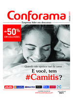 Catálogos e Coleções Conforama : E você, tem #Camitis ?