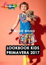 Promoções e descontos  : Lookbook Kids primavera 2017
