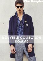 Promos et remises  : Nouvelle collection homme