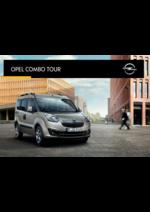 Promos et remises  : Opel Combo Tour