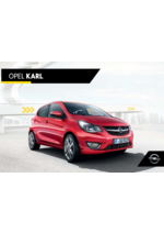 Catalogues et collections opel : Opel Karl