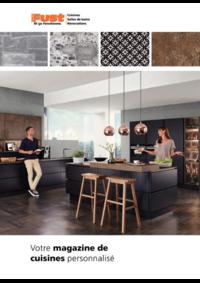 Prospectus Fust Bern - Spitalgasse  : Votre magazine de cuisines personnalisé